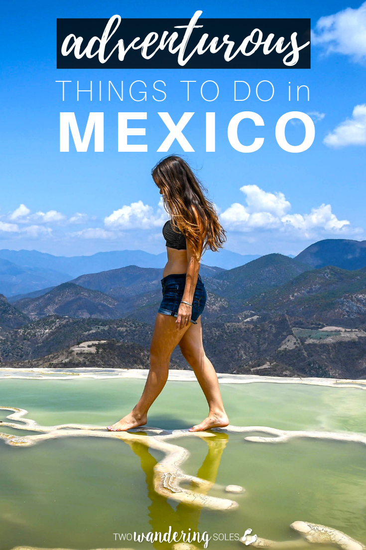Things to do in Mexico (that aren't just beaches!)