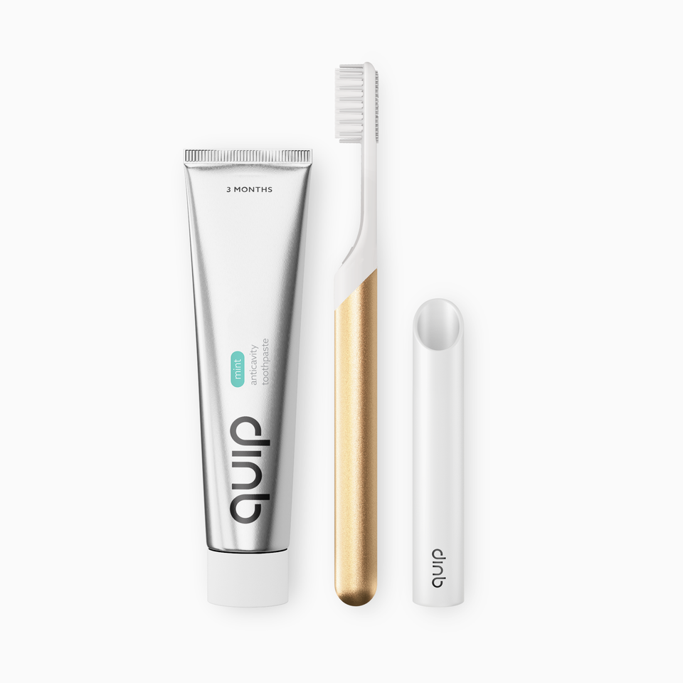 Quip Electronic Toothbrush
