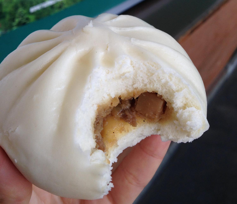Nikuman Pork Dumpling