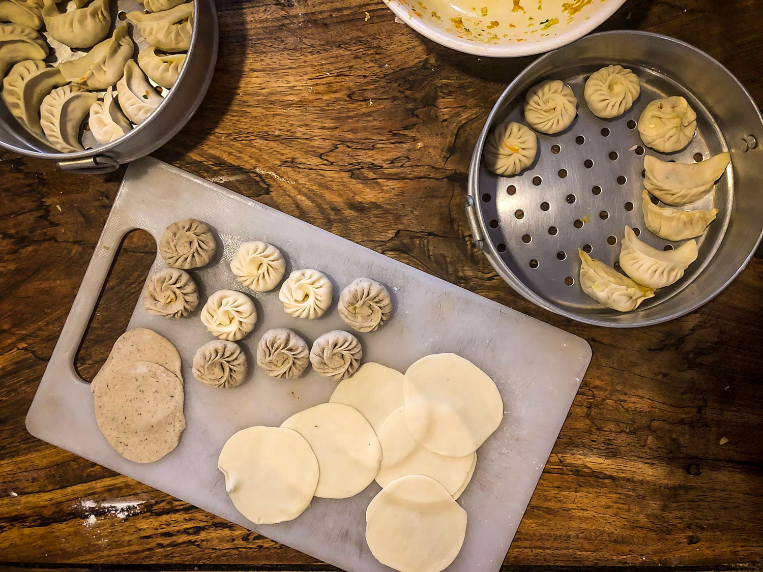 Things to Do in Nepal Cooking Class Momo Social Tours