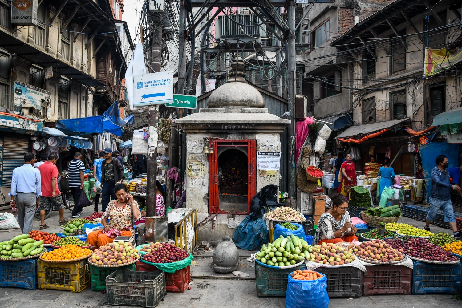 Things to Do in Nepal Food Tour Breakfast Backstreet Academy Market