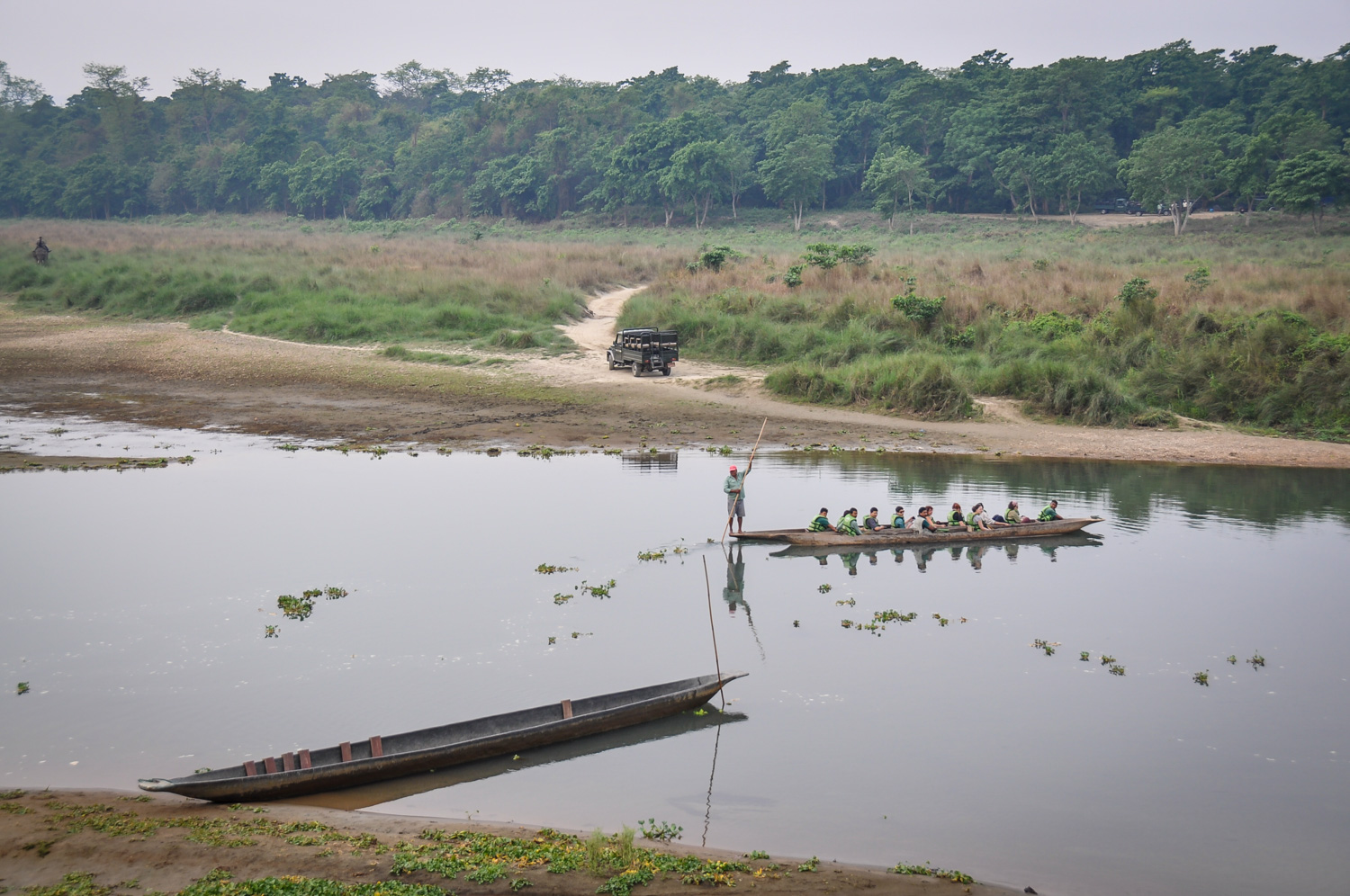Nepal Travel Guide Chitwan National Park