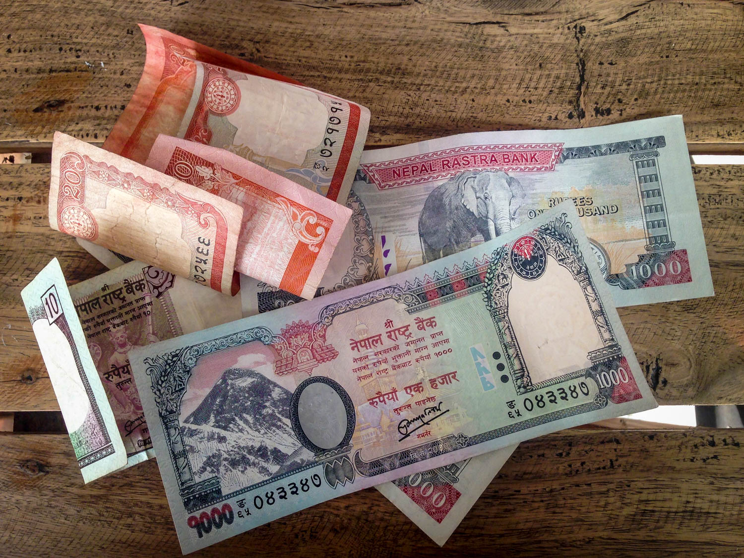 Nepal Travel Guide Nepalese Currency
