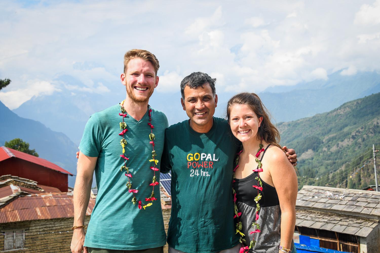 Nepal Travel Guide Trekking Guide Gopal