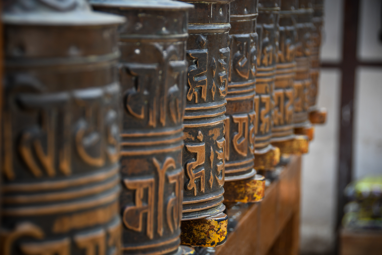 Nepal Travel Guide Buddhist Prayer Wheels