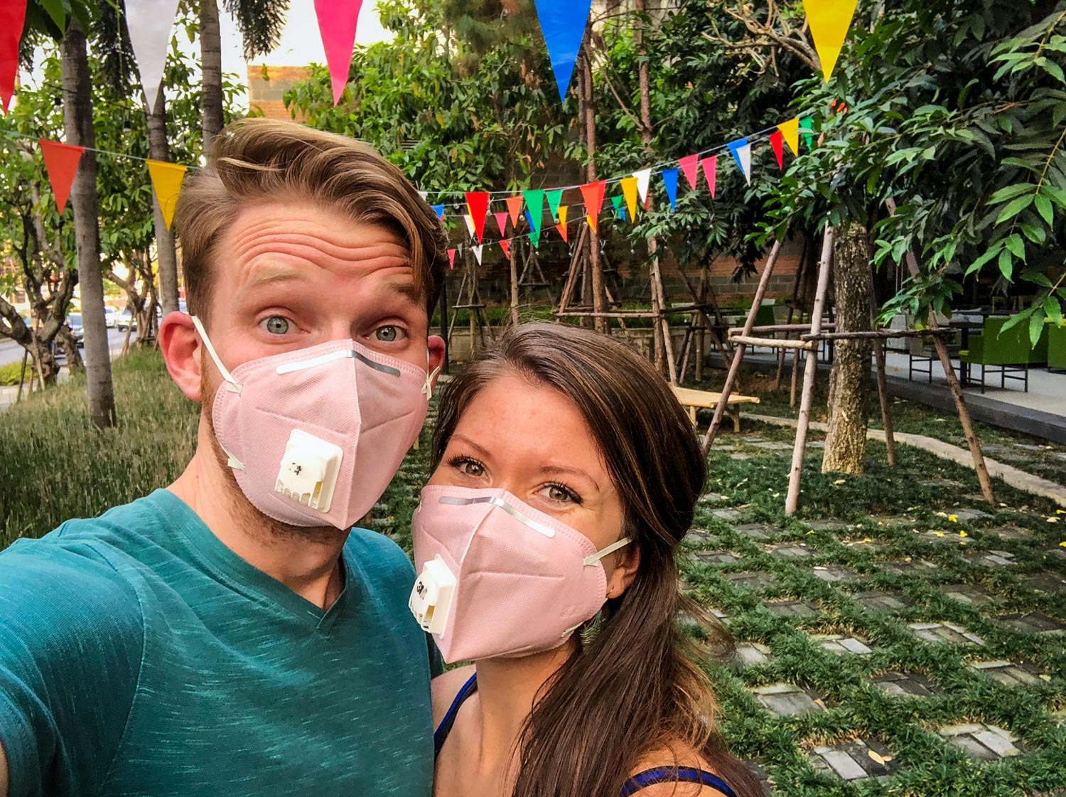 Nepal Travel Guide Bad Air Quality in Kathmandu Masks