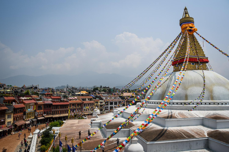 Nepal Travel Guide Boudha Stupa Kathmandu