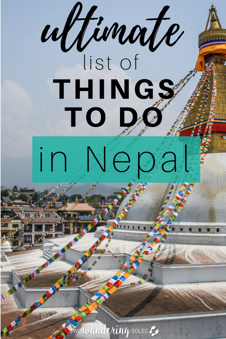 Ultimate List of Things to Do in Nepal
