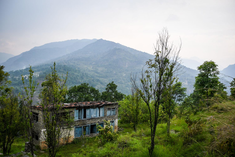 Mohare Danda Trek Farm House