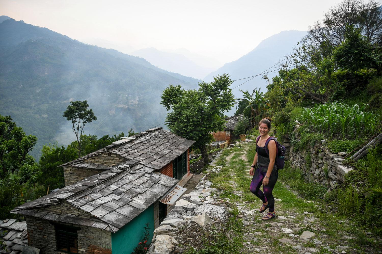 Mohare Danda Trek Hillside Village