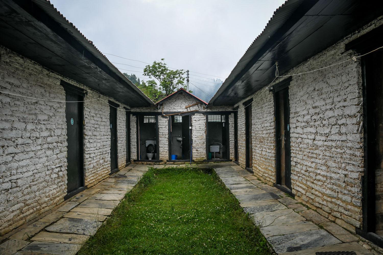 Mohare Danda Trek Teahouse Building