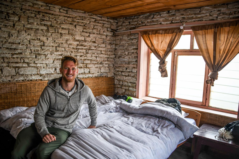 Mohare Danda Trek Teahouse Room