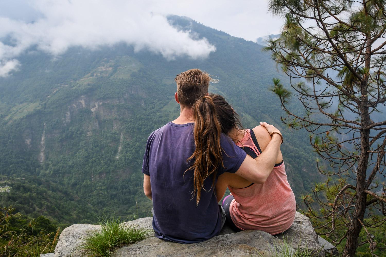 Mohare Danda Trek Viewpoint