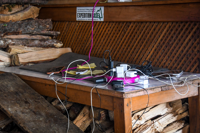 Mohare Danda Trek Packing List Electronics