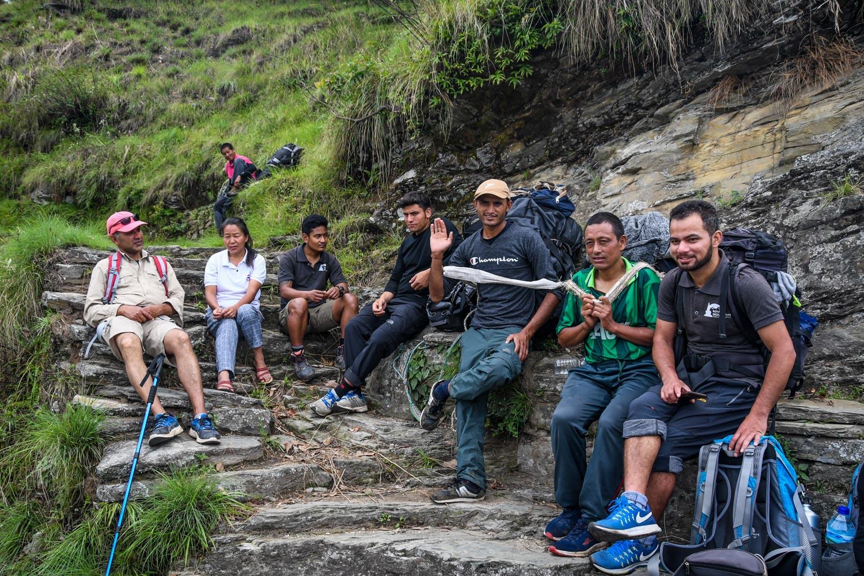Mohare Danda Trek Guides and Porters