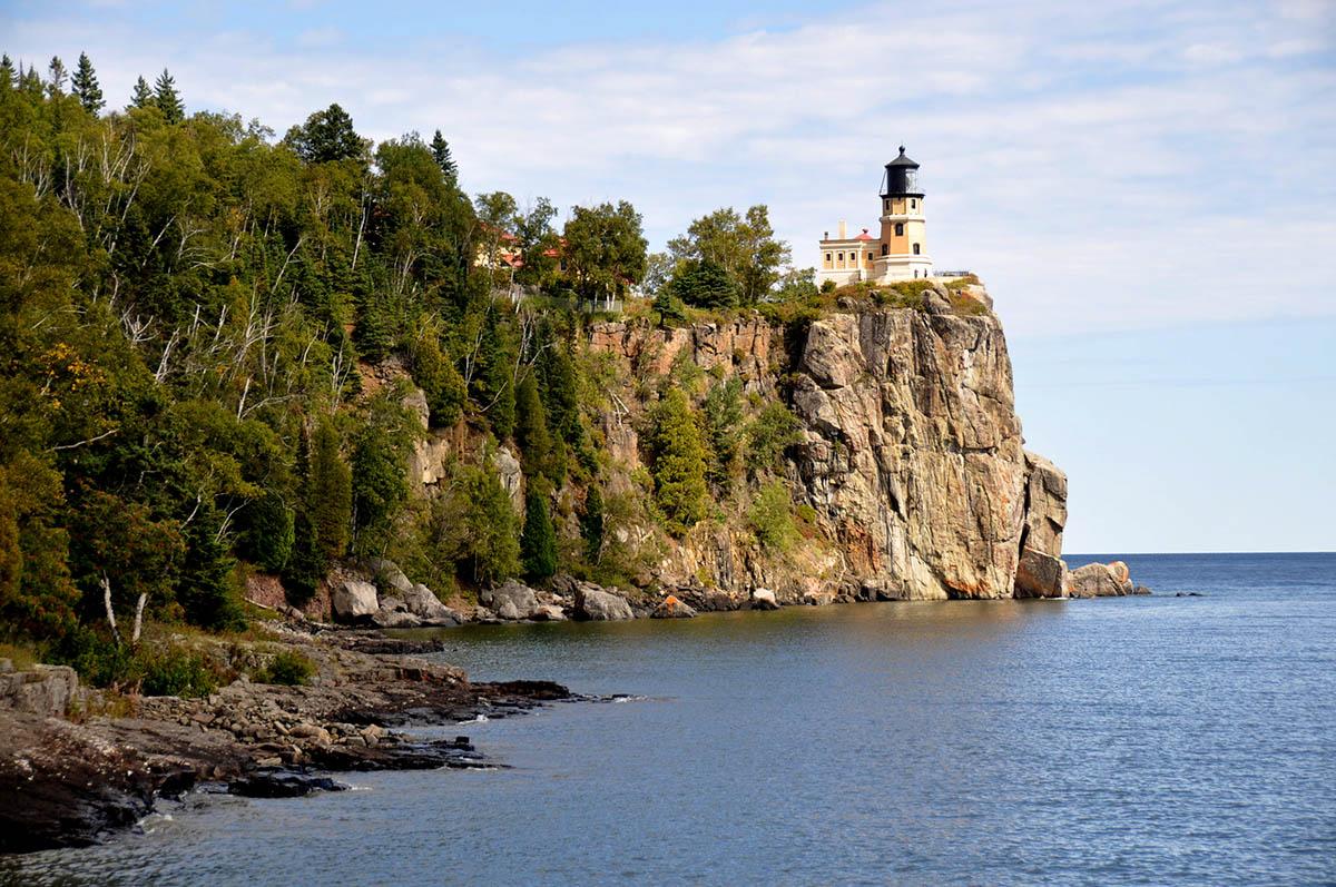 Best Road Trips USA Split Rock Lighthouse MN