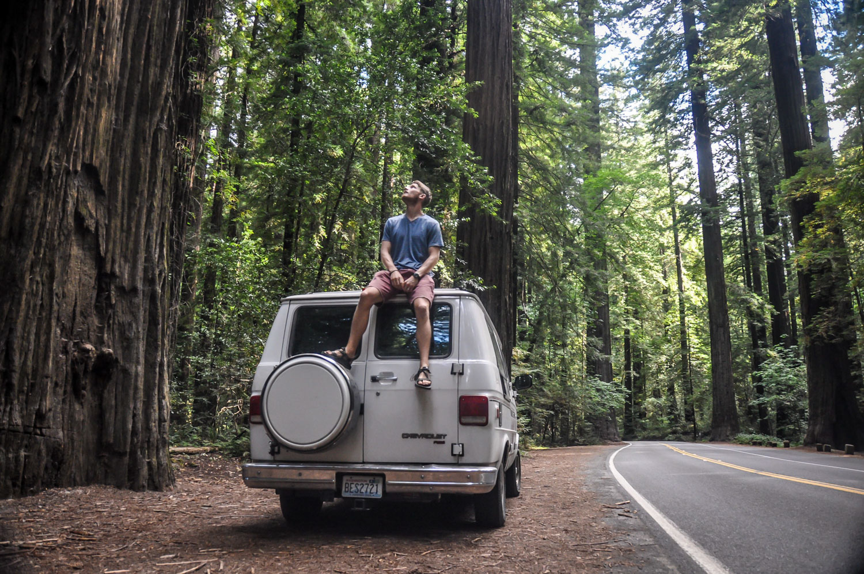 Road Trip Planning Resources Campervan Redwoods