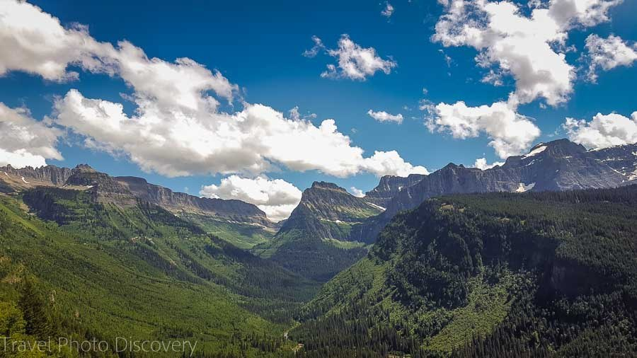 Road Trips USA Glacier National Park