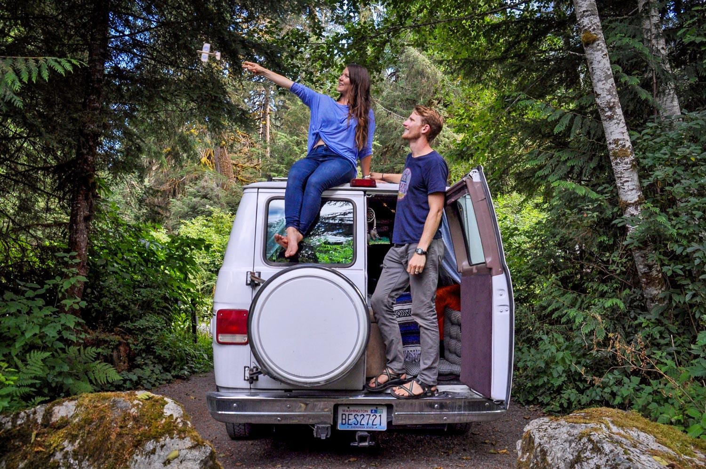 Road Trip Planner Tips Campervan Packing List
