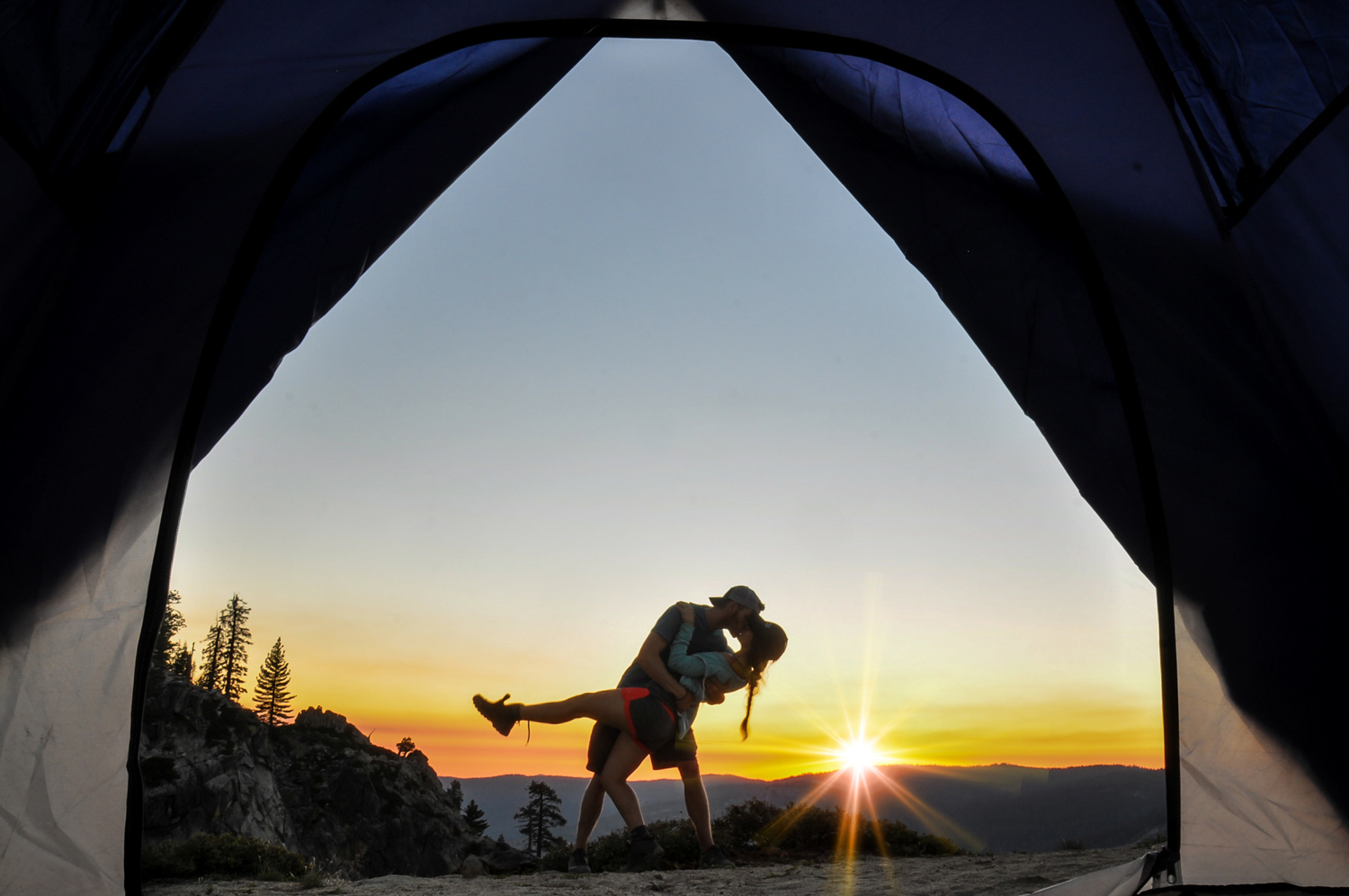 Road Trip Planner Tips Yosemite Backcountry Camping