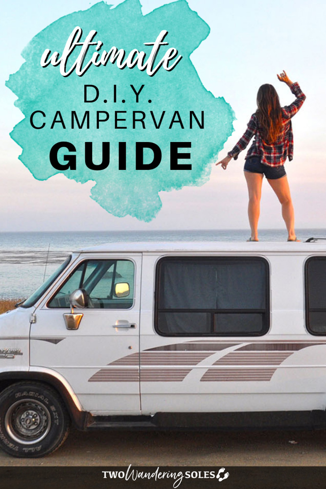 Ultimate DIY Campervan Conversion on a Tiny Budget in Less than One Week