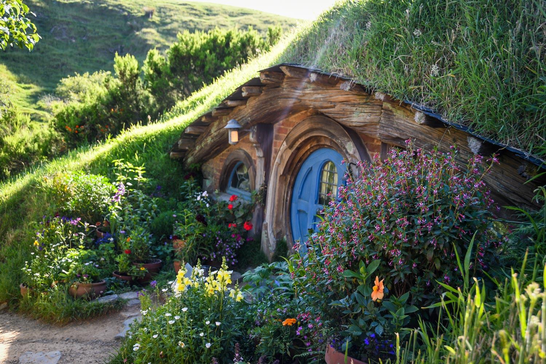 New Zealand LOTR Hobbiton