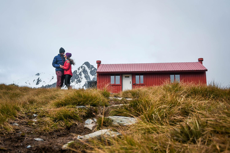 New Zealand Mount Aspiring National Park