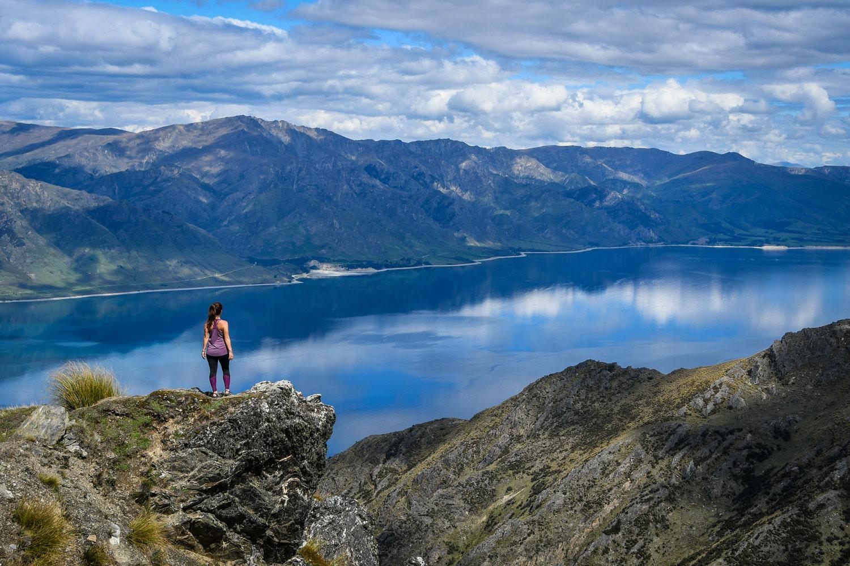 New Zealand Travel Tips Isthmus Peak Wanaka