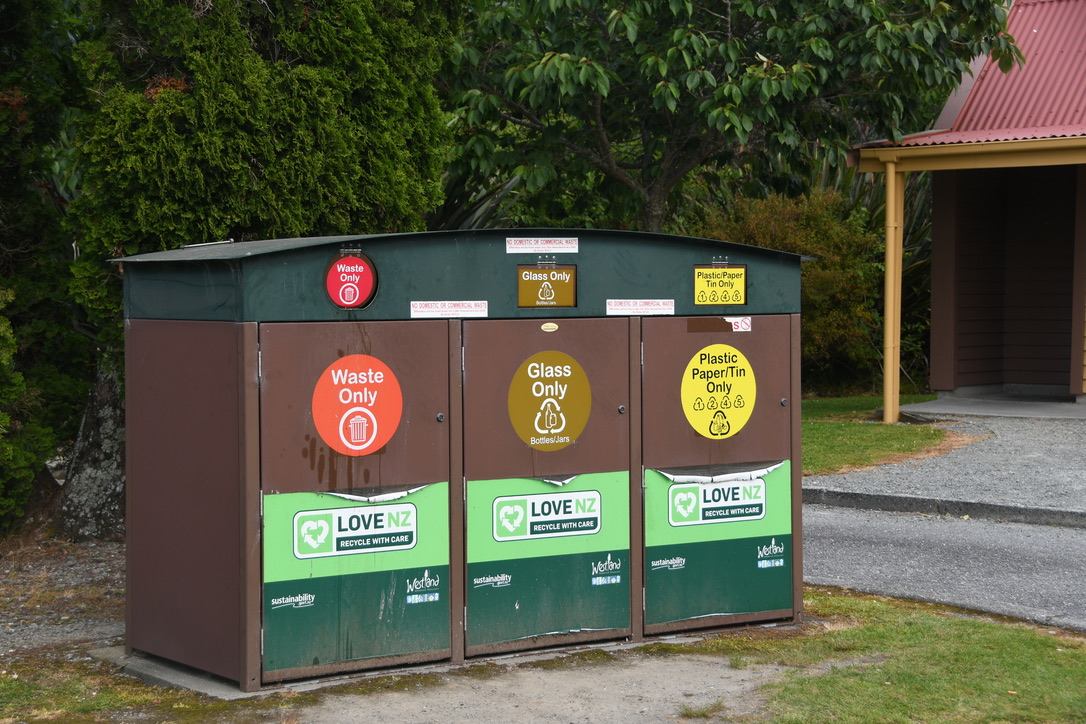 New Zealand Recycling Bins