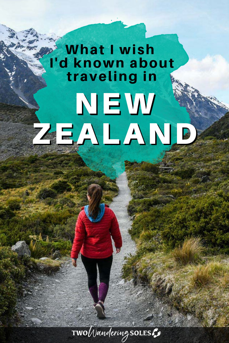 New Zealand Travels: What I wish I'd known about traveling in New Zealand