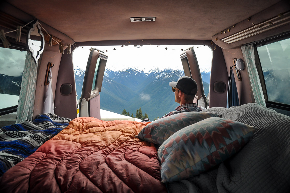 Olympic National Park Camping