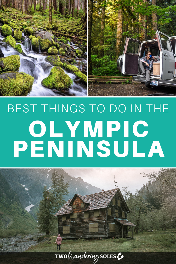 13 Adventurous Things to do in Olympic National Park | Two