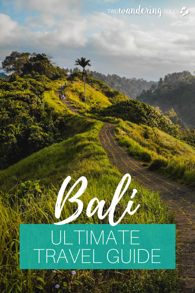 The Ultimate Travel Guide to Bali, Indonesia: Everything you need to know before you go!