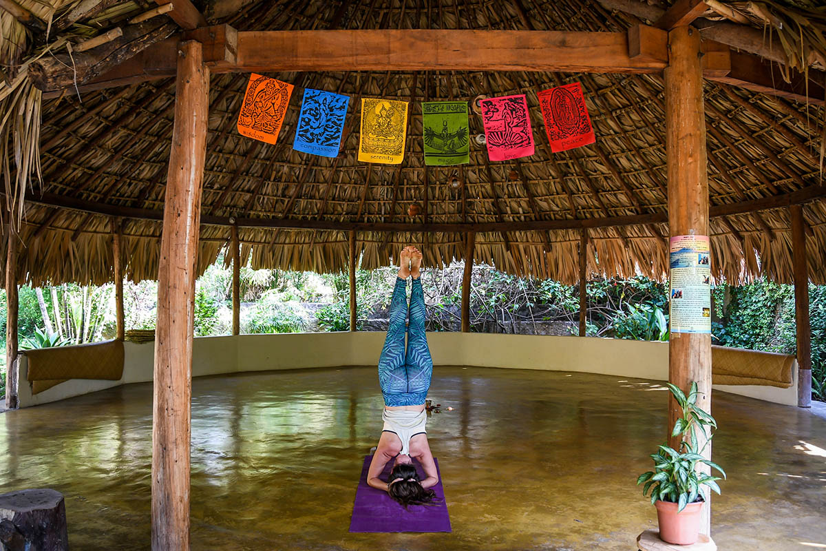 Things to do in Antigua Guatemala Yoga Class