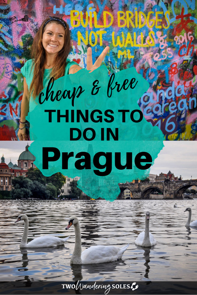 Cheap and Free Things to Do in Prague: From Food to Park to Iconic Squares, this Prague Travel Guide has it all!