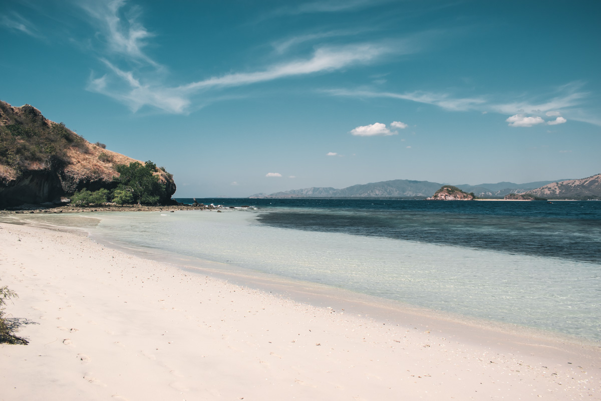 17 Islands National Park in Flores, Indonesia