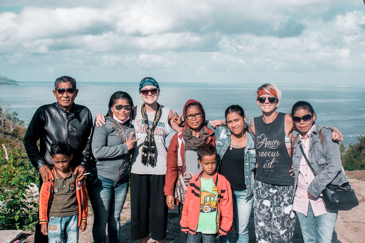 Stay with a local family in Flores, Indonesia