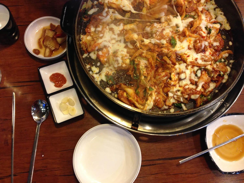 Jjim Dalk Korean Foods to Try