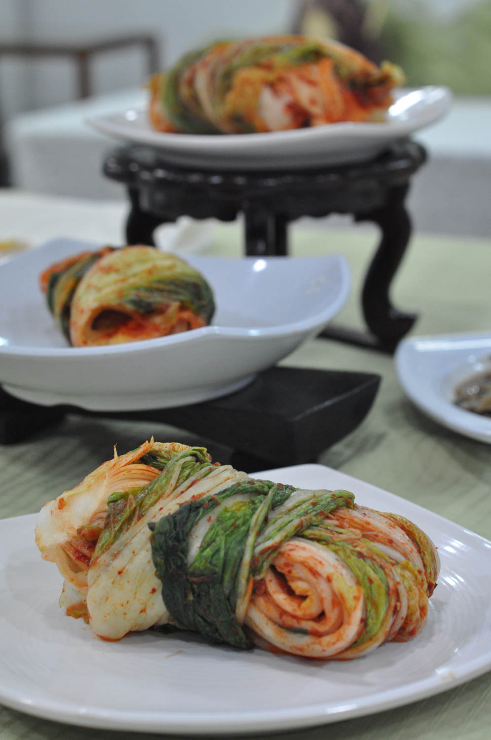 Kimchi Korean Foods to Try