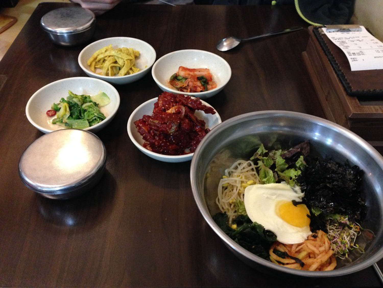 Bibimbap Korean Foods to Try