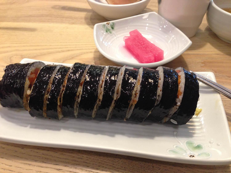 Kimbap Korean Foods to Try