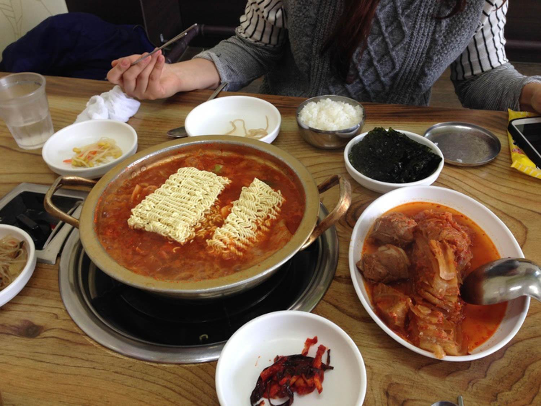 Kimchi Jjigae Korean Foods to Try