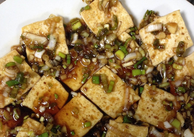 Fried Tofu Dubu Bushcim Korean Foods to Try