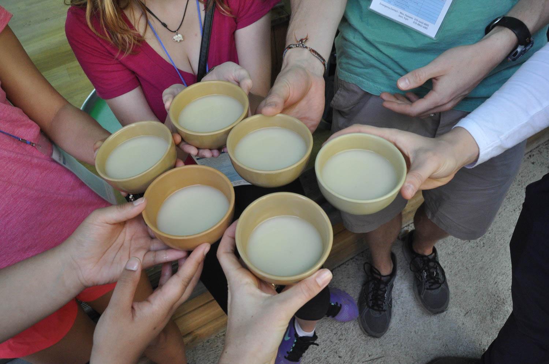 Pumpkin Makgeolli Rice Wine Korean Foods To Try