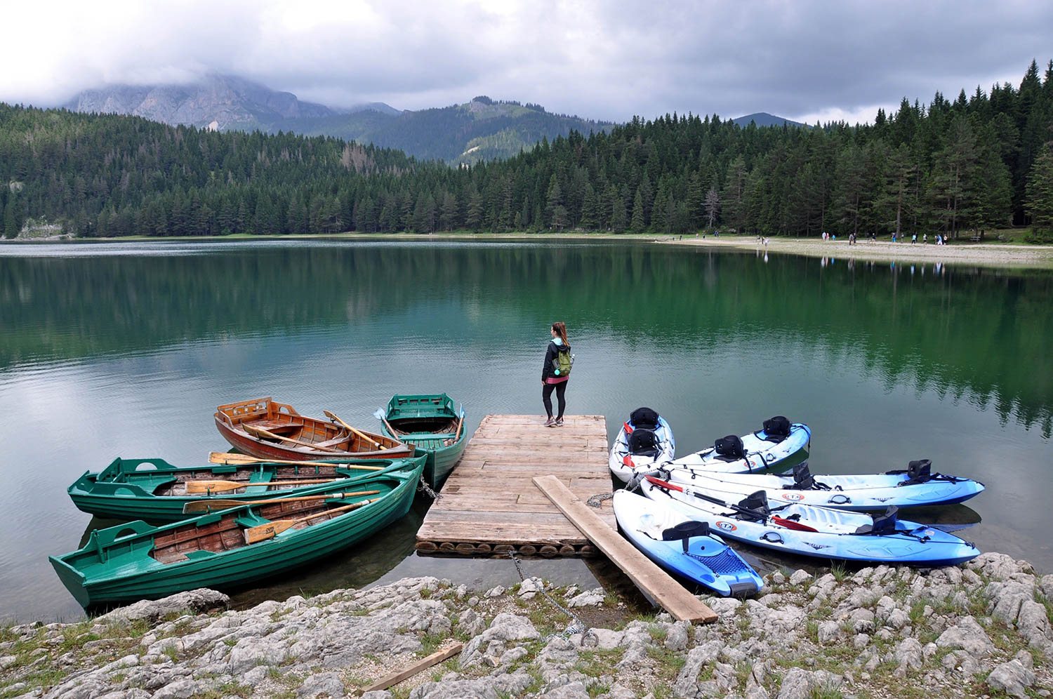 Black Lake Zabljak Montenegro