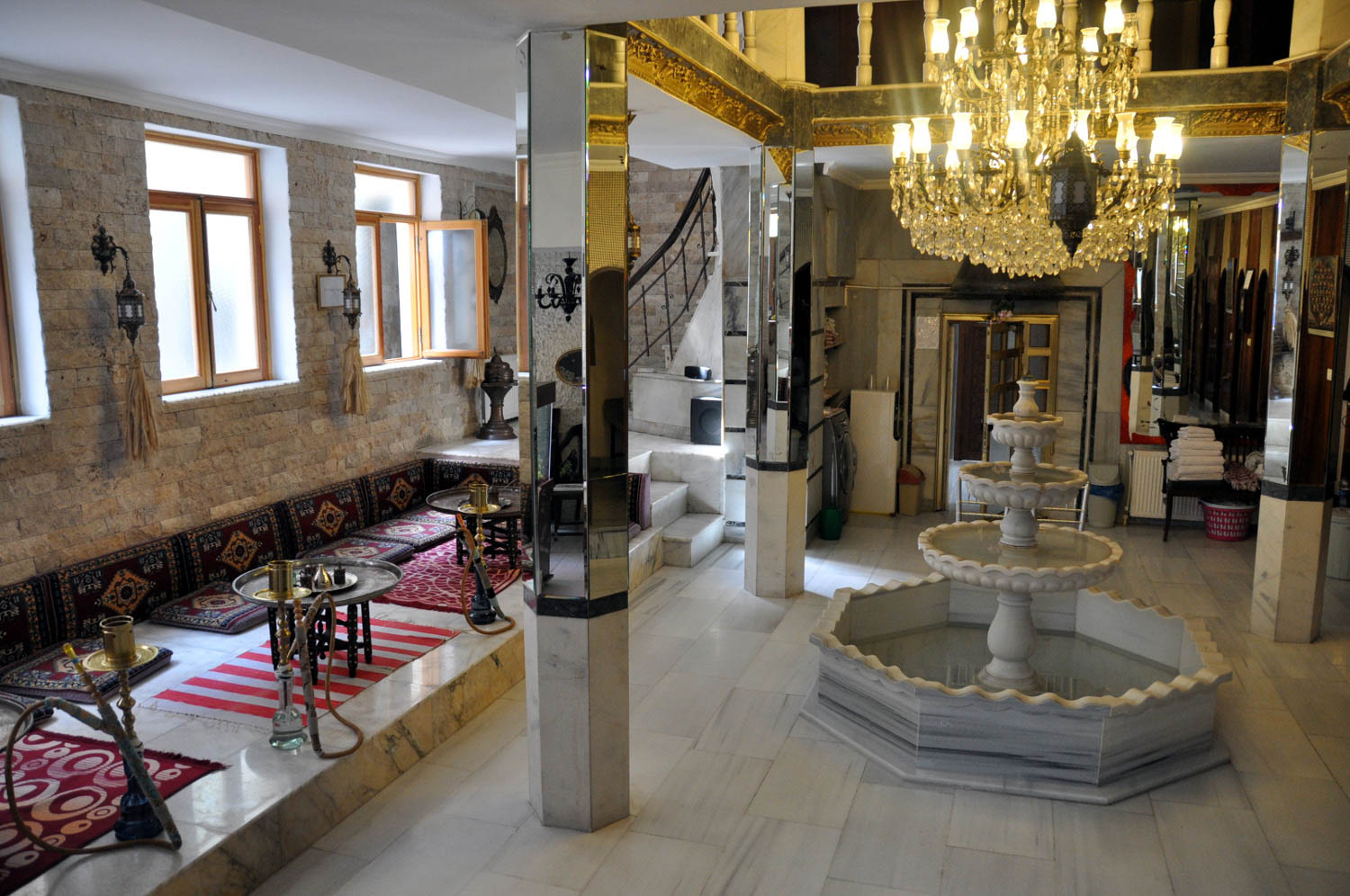 Turkish Bath hammam Things to do in Istanbul
