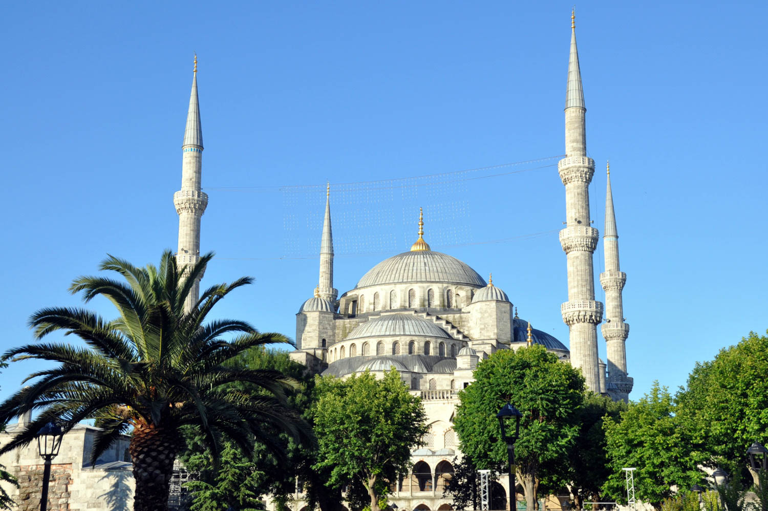 Blue Mosque Things to do in Istanbul