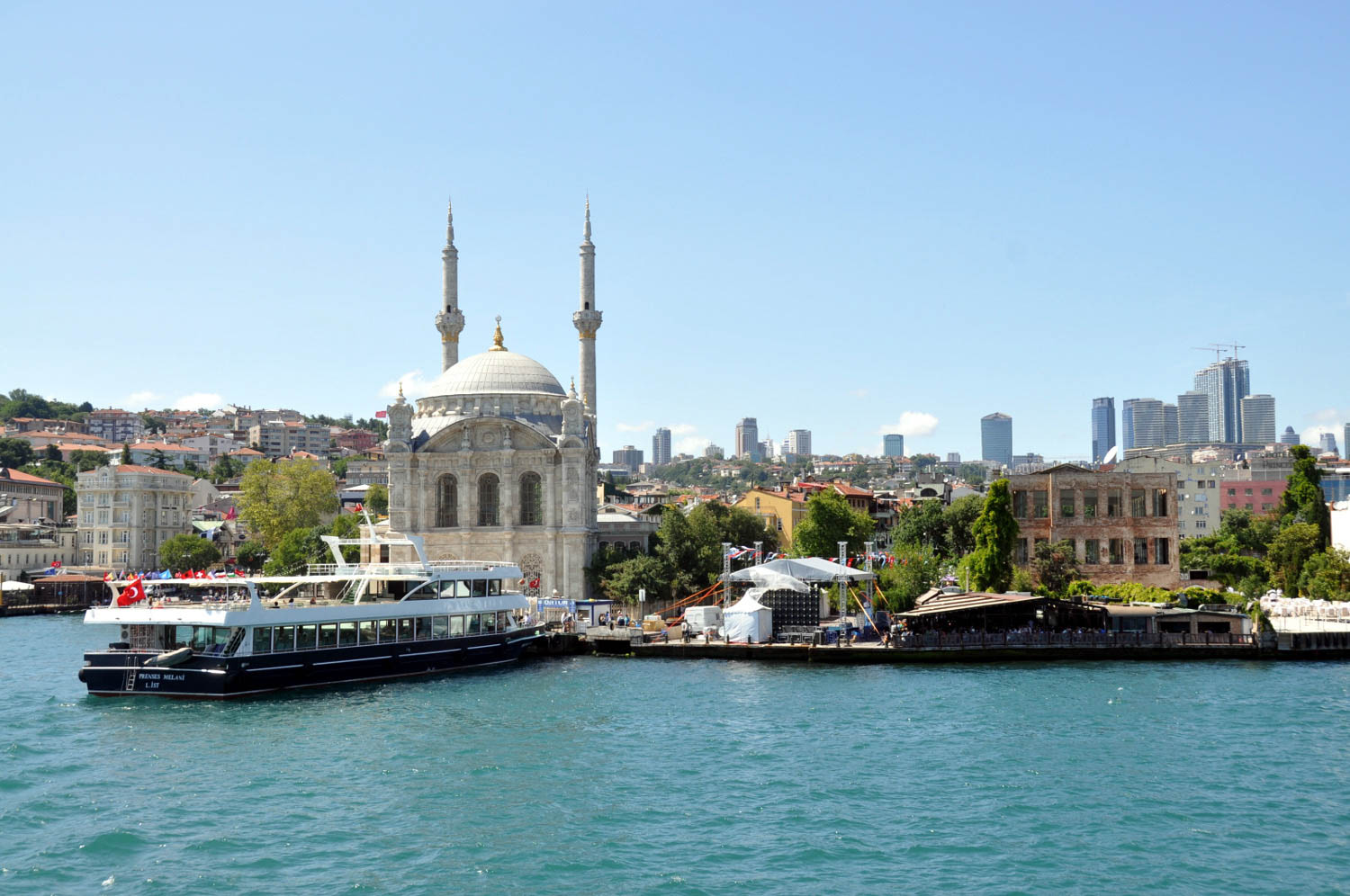 Things to Do in Istanbul | Cruise the Bosphorus