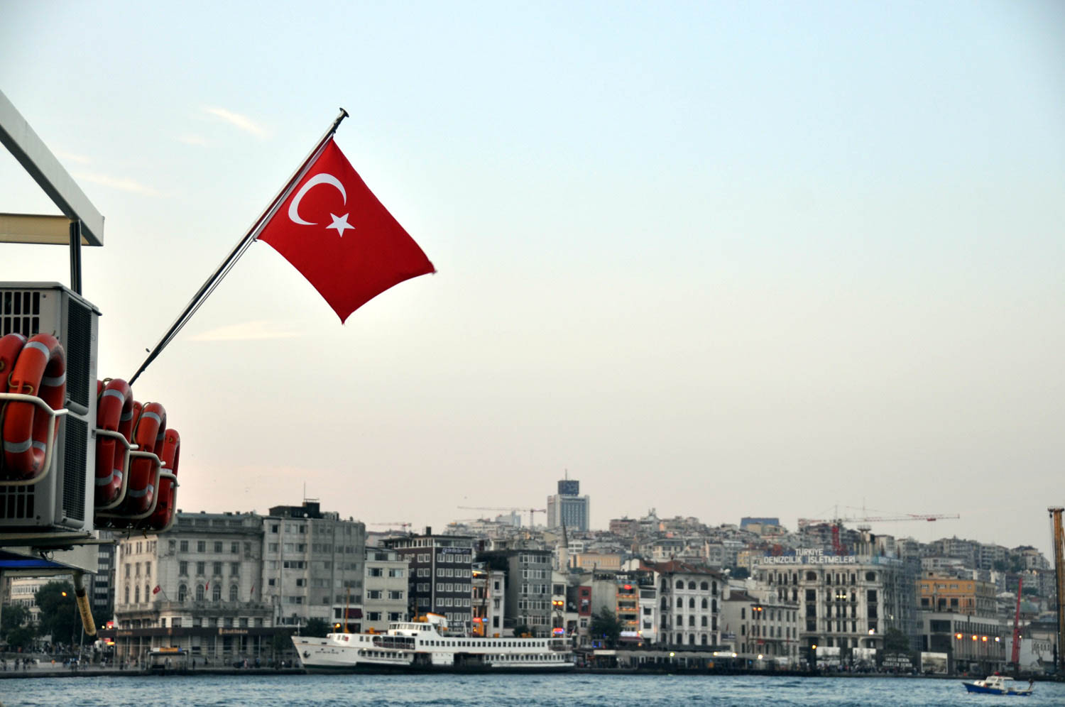 Things to Do in Istanbul | Boat Cruise on the Bosphorus River