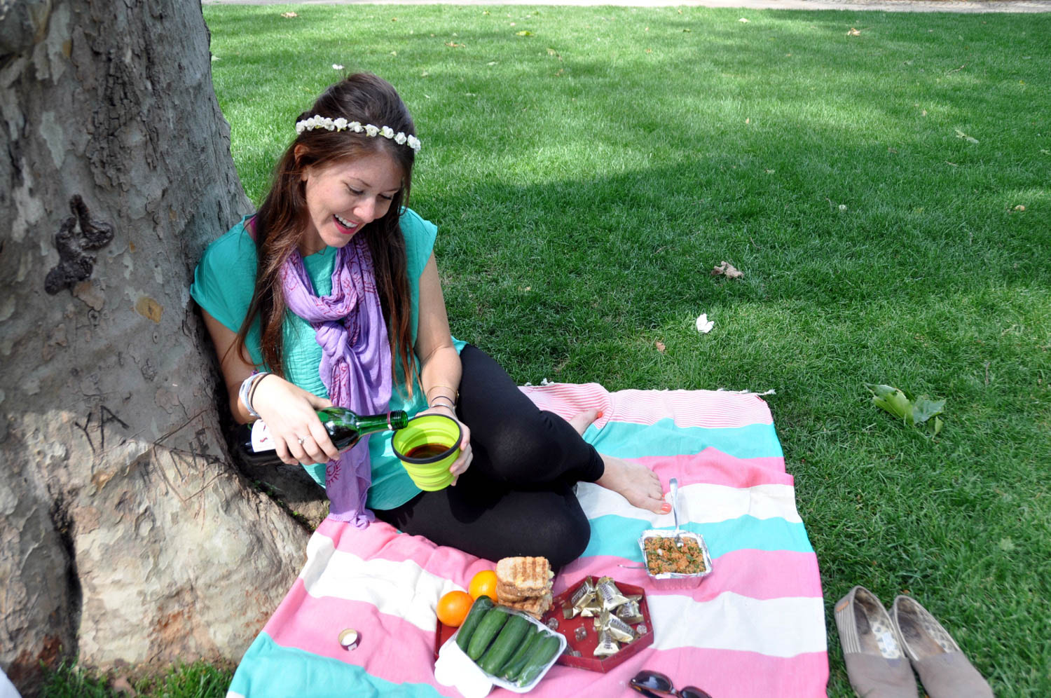 Things to Do in Istanbul | Picnic in Gulhane Park